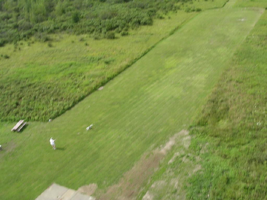 grass field from above. BAMFlyingFieldGrassRunway.jpg Grass Field From Above R
